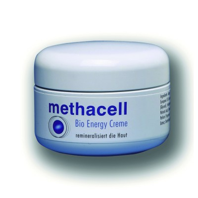 methacell BioEnergy Creme, 100 ml in der Dose