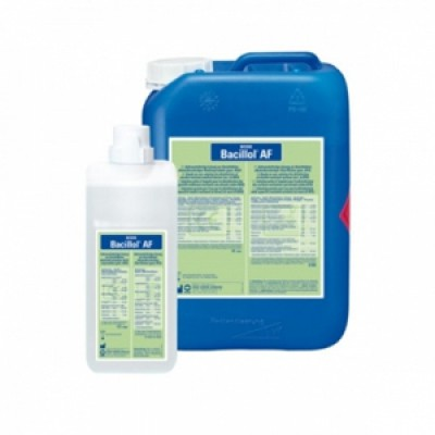 BODE Bacillol plus, Schnelldesingektions mittel, 1000 ml