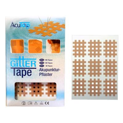 AcuTop Gitter Tape Typ A, beige, 180 Stück