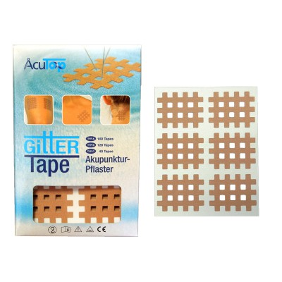 AcuTop Gitter Tape, Typ B, beige, 120 Stück