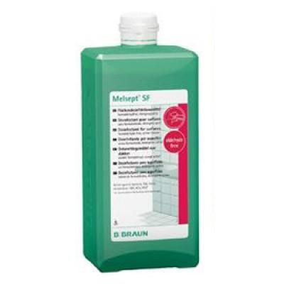 BRAUN Melsept SF Fußbodendesinfektion formaldehydfrei, 1000 ml