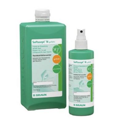 BRAUN Softasept N 250 ml Handsprühflasche