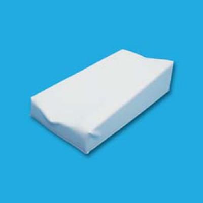 Injektionskissen 30x15 cm, 7,5/4 cm hoch PVC-Bezug, elfenbeinweiß