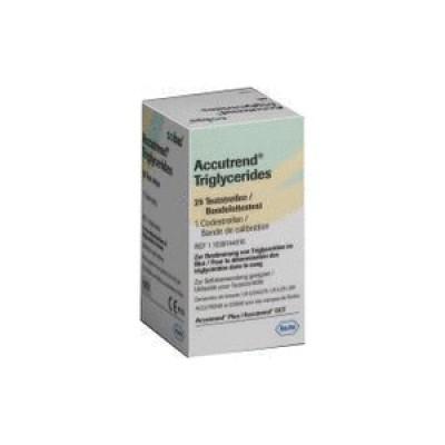 Accutrend Plus Triglyceride, 25 Teste