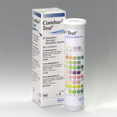 Combur-9, 50 Teststreifen