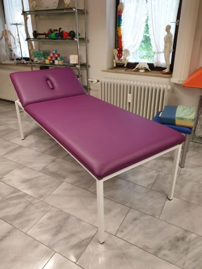 Untersuchungsliege, Farbe: Violett