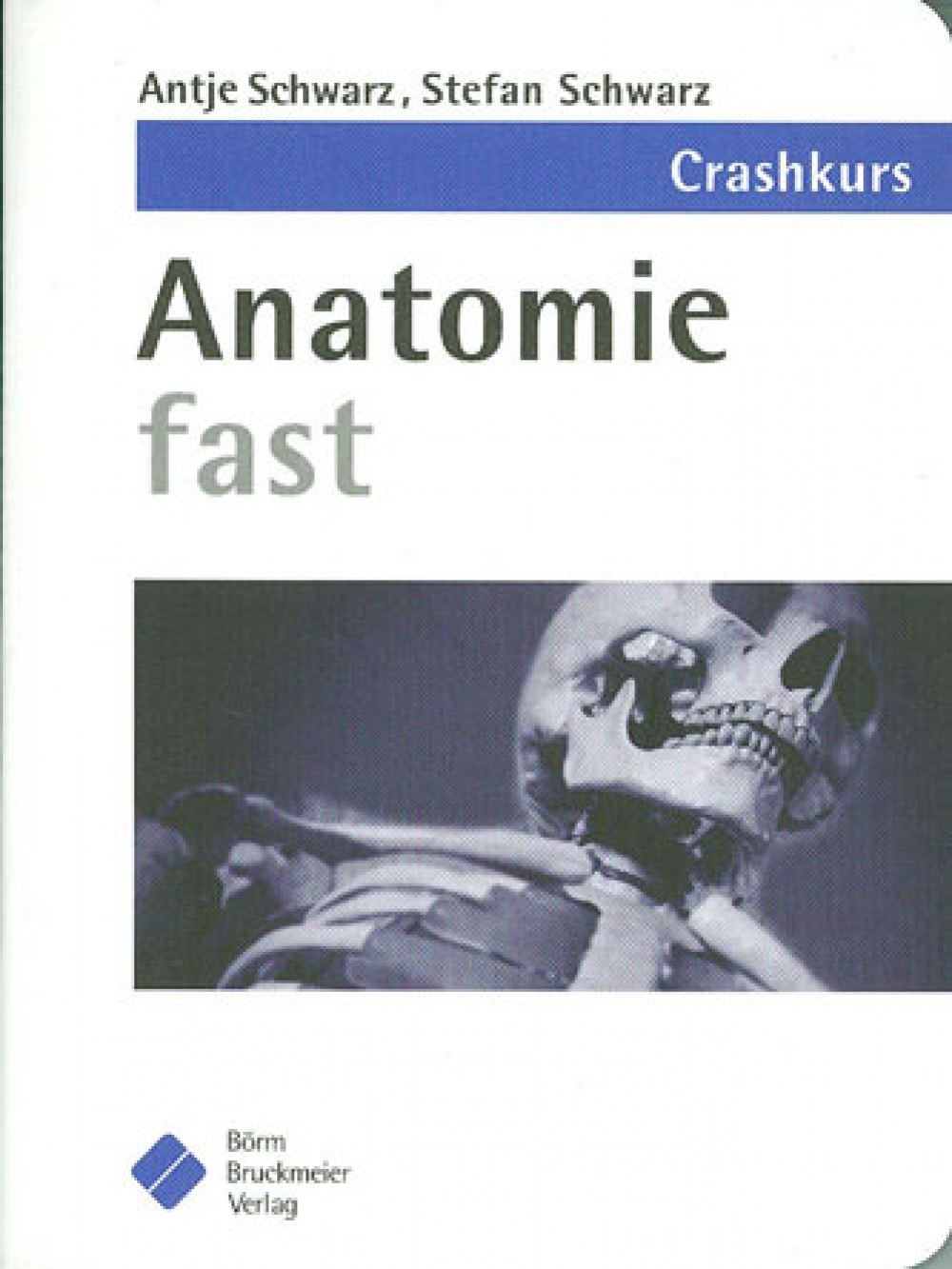 Schwarz: Anatomie fast (pocket)-02769