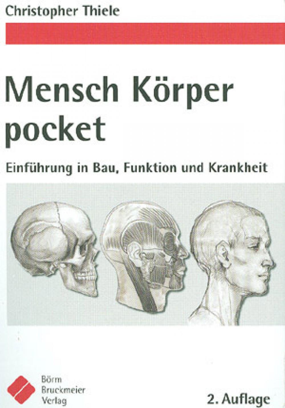 Thiele: Mensch Körper pocket 2. Auflage-02783