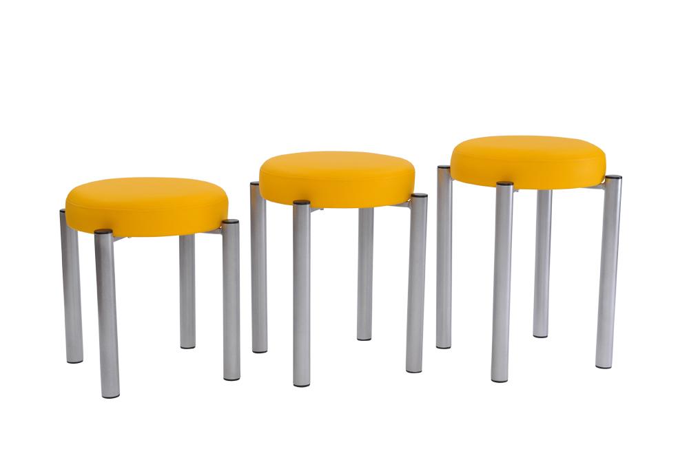 gymnastikhocker rund sitzh he 55 cm 3615083. Black Bedroom Furniture Sets. Home Design Ideas