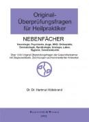 Hildebrand: Original-Überprüfungsfragen f.Heilpraktiker Nebenfächer