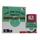 Kinesiologisches Tape, 5 cm x 5 m pink