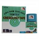 Kinesiologisches Tape, 5 cm x 5 m blau
