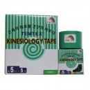 Kinesiologisches Tape, 5 cm x 5 m grün