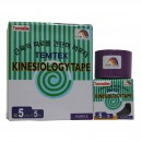 Turmalin Tape, 5 cm x 5 m mit negativ geladenen Ionen, violett
