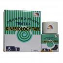 Kinesiologisches Tape, 5 cm x 5 m weiß