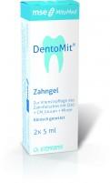 DentoMit Zahngel, 2x 5 ml Tuben